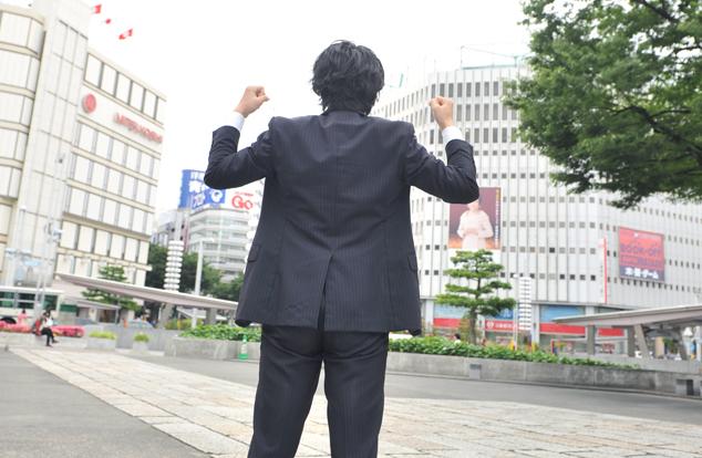 出合いに悩める男(名古屋勤務)が 結婚に向けて出合いを求めに行動に出た。
